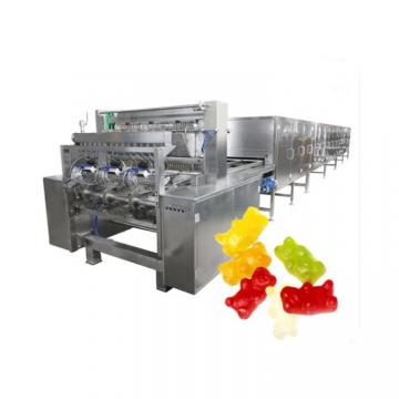 Jelly Candy Depositing Line Gummy Candy Making Machine