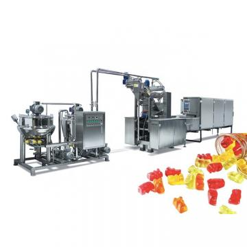 Small Capacity Kids Gummy Candy Depositing Making Machine Line Jelly Candy Molding Machine Starch-less Gummy Candy Depositor