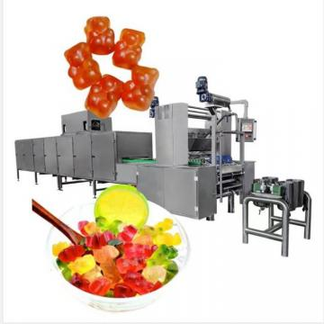 Factory Direct Sale Gummy Candy Bottle Filling Machine Manufacturer Small Bottle Capping Equipment