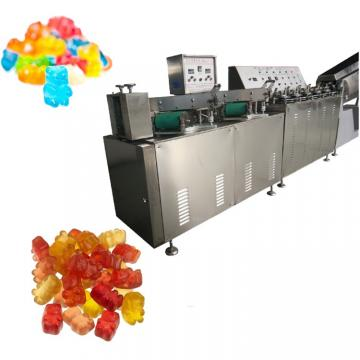 Gummy Candy Making Machine/ Candy Floss Machine/Hard Candy Deposting Production Line /Fully Automatic Deposited Hard Candy Production Line /Candy Machine