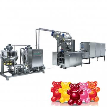 Canada Jelly Babies Commercial Gummy Candies Line Gummy Bear Machine