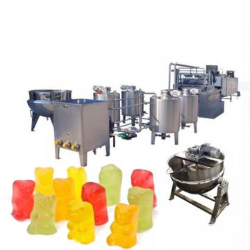 Full Automatic Gummy Bear Filling Machine with PLC System