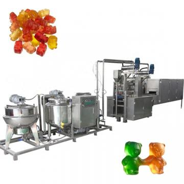small candy making machine Small Model Gummy Bear Depositing Machine For Labor Use