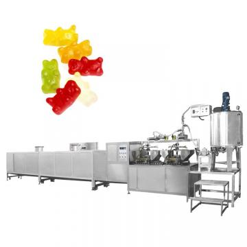 Automatic Pillow Plastic Bag Toffee Gummy Bear Packing Machine