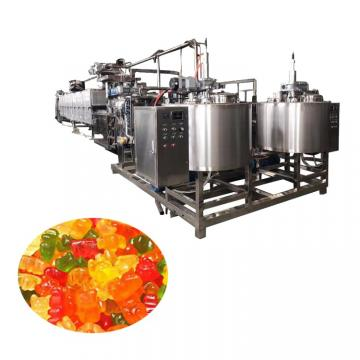 Soft Candy Production Line Milk Candy Manufacturing Equipment
