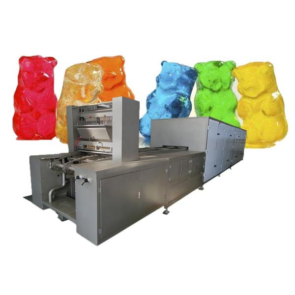 Industry hair vitamins jelly gummy candy manufacturers gummy candy maker machine price #2 image