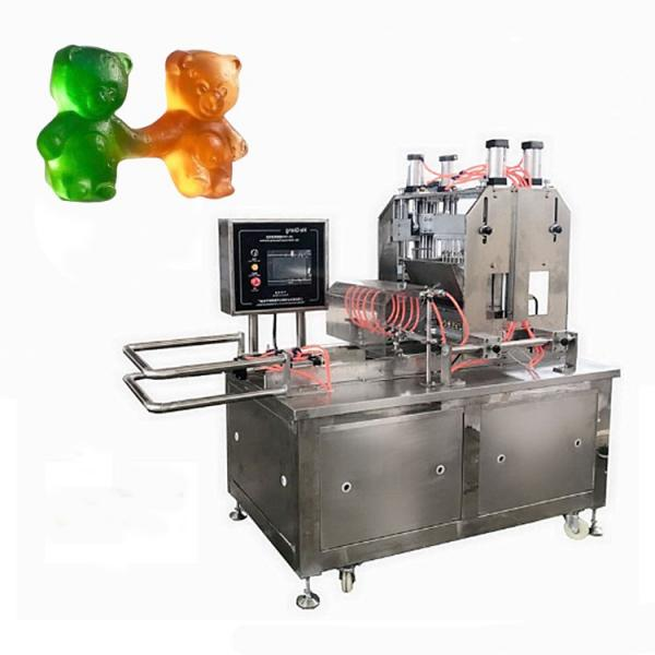 Jelly candy production line with dependable performance, durable gummy candy machines #1 image
