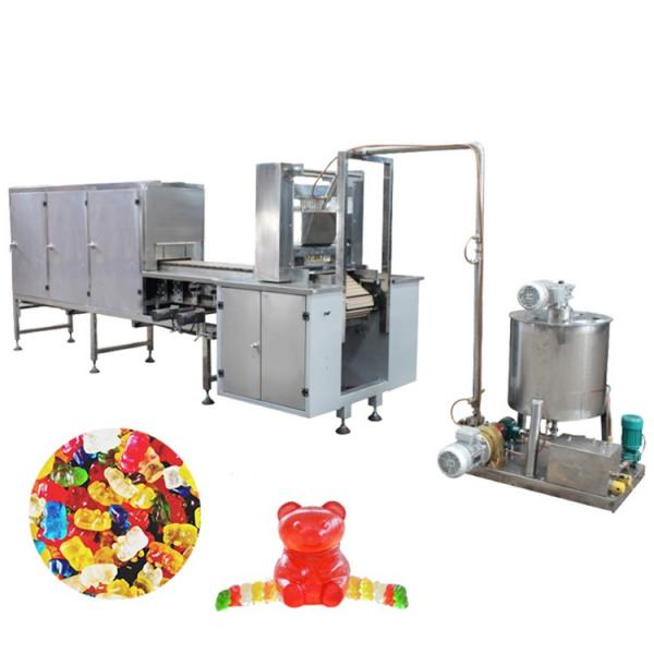 60 kg per hour small gummy bear candy maker for sale #1 image