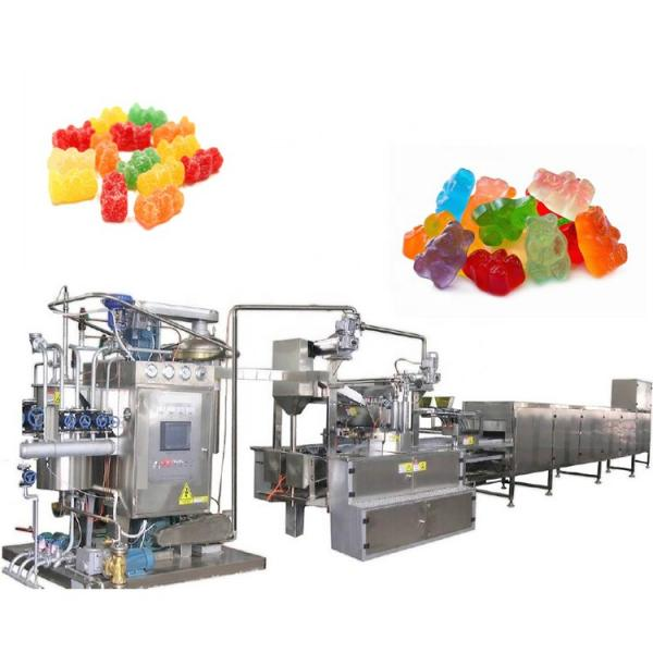 Good Quality Gummy Candy Manufacturing Machine #3 image