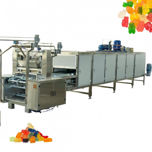 Automatic Sachet Soft Jelly Candy Packing Gummy Bear Packaging Machine #1 image