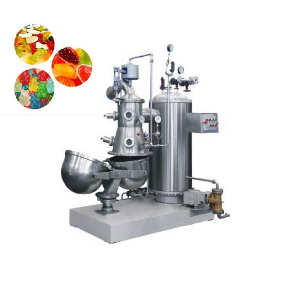 Automatic Sachet Soft Jelly Candy Packing Gummy Bear Packaging Machine #2 image