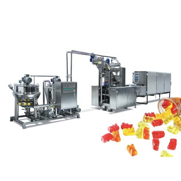 Small Capacity Kids Gummy Candy Depositing Making Machine Line Jelly Candy Molding Machine Starch-less Gummy Candy Depositor #2 image