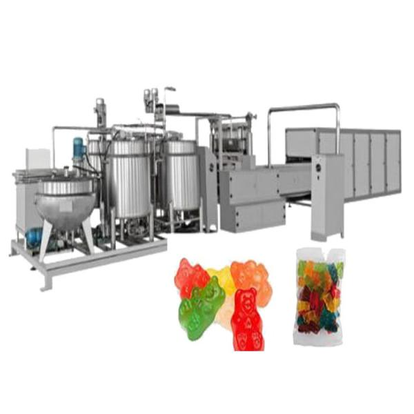 Industrial Food Manufacturing Equipment for Cotton Candy/Layer Cake/Swiss Roll #3 image