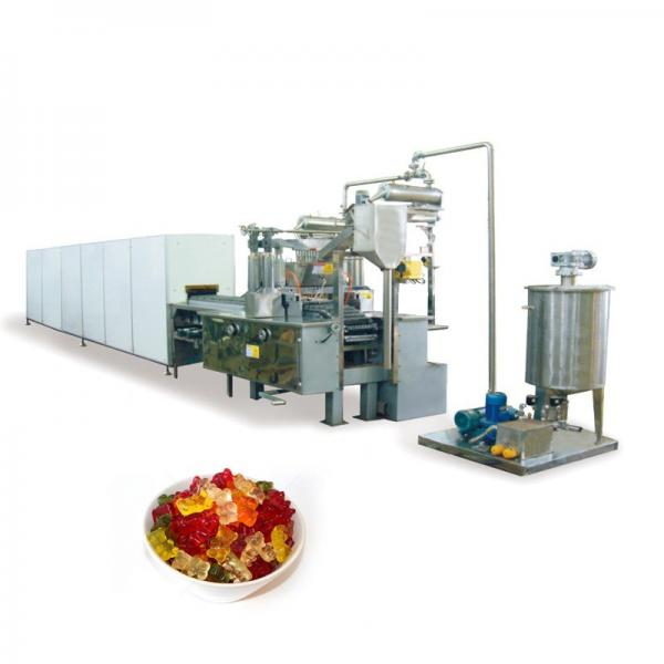 Jelly Candy Production Line Electric Jelly Making Machine #3 image