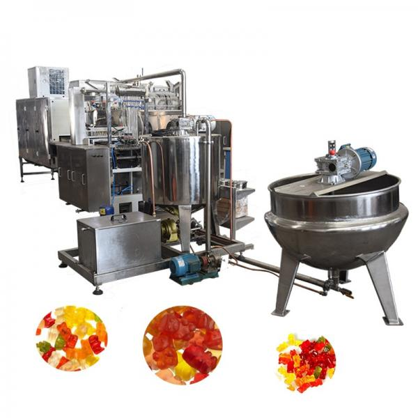 Jelly Candy Production Line Electric Jelly Making Machine #2 image