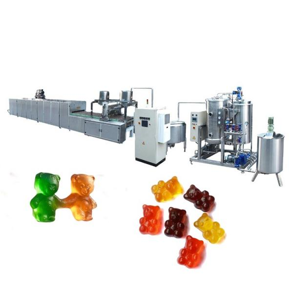 Full Automatic Sweets Vitamin Fruit Jelly Gummy Candy Maker Making Machine #1 image