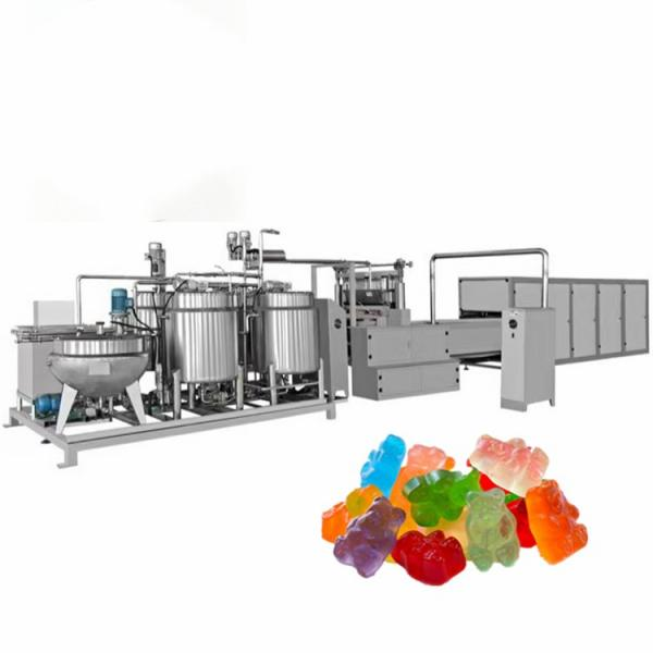 Pharmaceutical Factory price Sweets Maker Depositing line Making Machine MakerJelly Gummy Candy Production Line #2 image