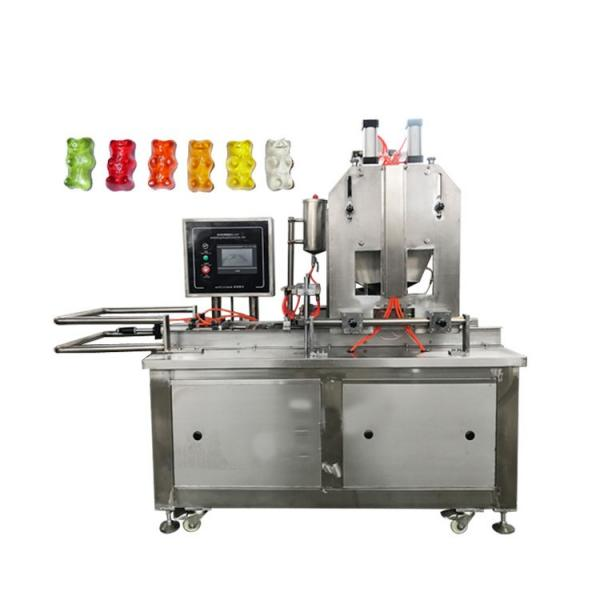 Good Quality Gummy Candy Manufacturing Machine #2 image