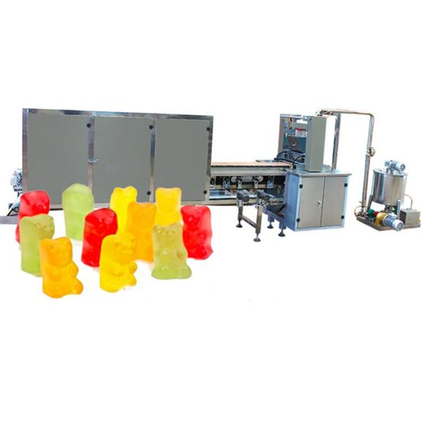 Jelly Candy Production Line Electric Jelly Making Machine #1 image