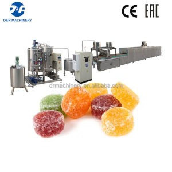 Jelly candy production line with dependable performance, durable gummy candy machines #3 image