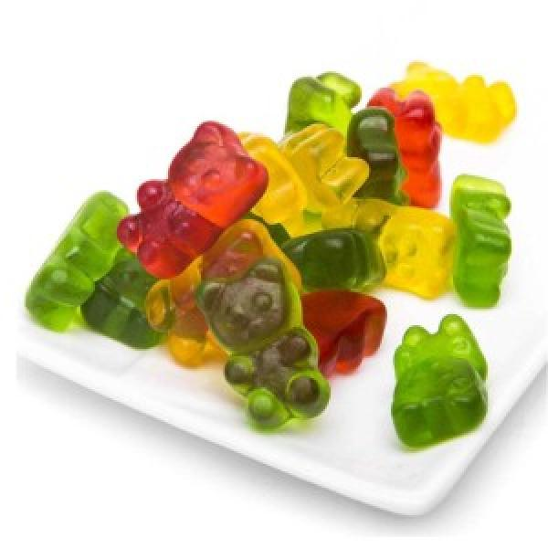 60 kg per hour small gummy bear candy maker for sale #3 image